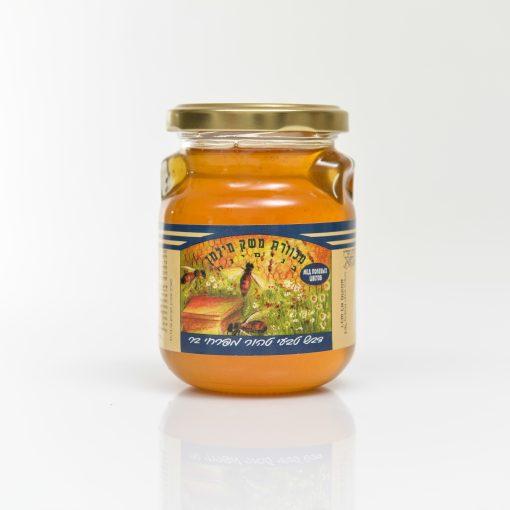 צנצנת דבש 350 גרם