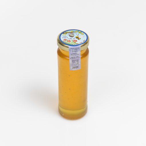 צנצנת דבש צילינדר 150 גרם